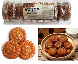 Korean Traditional Snack Yakgwa Sweet Honey Cookies Waffle 300g