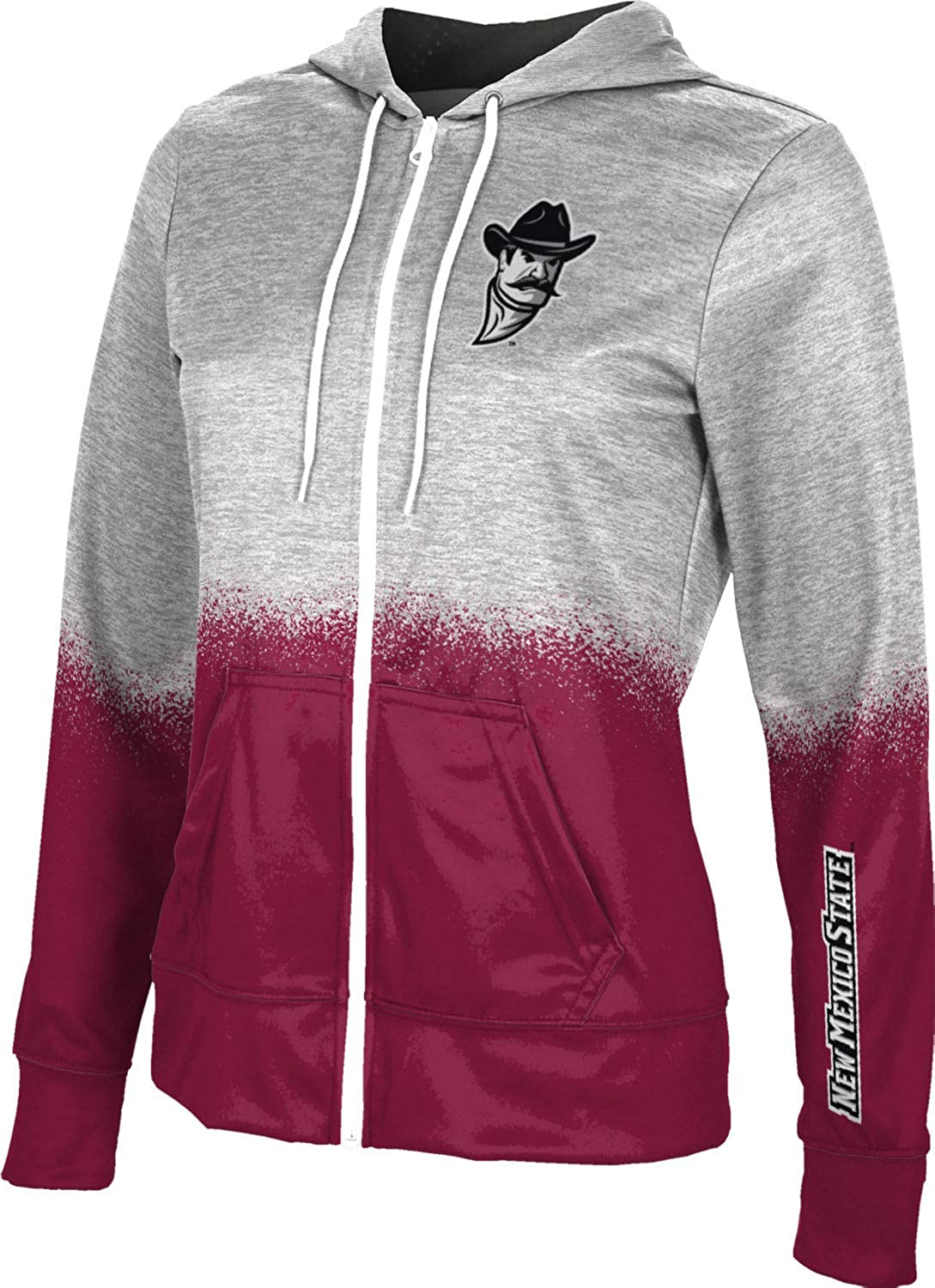ProSphere Fashion New Mexico State University Zipper Girls' Lowest price challenge Hoodie Scho