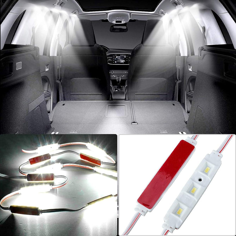 原子炉振り向く結果AUDEW 30はLWBヴァンローリースプリンターDucatoトランジットVWのための白い室内灯キットを導きました