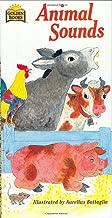 Animal Sounds (Golden Sturdy Book)