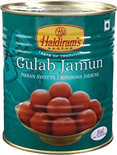 Diwali Sweets - Haldirams Gulab Jamun, 1kg - Styledivahub®