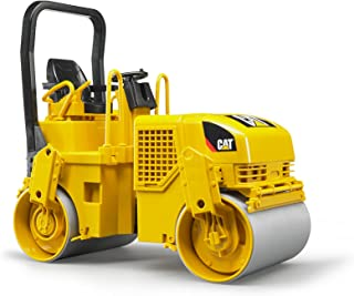 bruder 02434 Cat Asphalt Drum Compactor