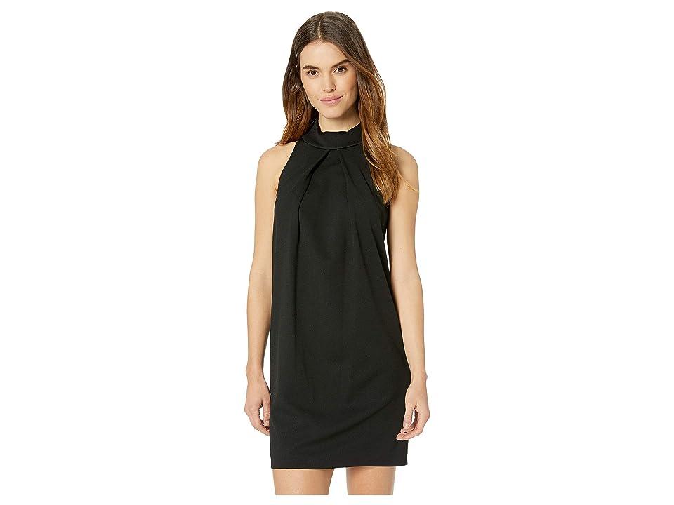 Trina Turk Straight Up Dress (Black) Women