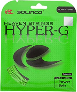 Solinco Tour Bite Soft 4-Sided Poly Polyester 2-4-6-8-Packs and Durability Control Best for Spin 16//16L//17//18 Gauge Tennis Racquet String Sets in Multi-Packs