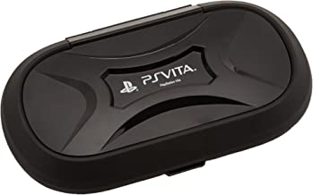 AmazonBasics Heavy-Duty Vault Case for PlayStation Vita and Vita Slim - 8.6 x 4.8 x 1.8 Inches, Black