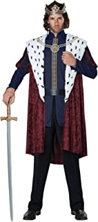 Men's Royal Storybook King Costume
