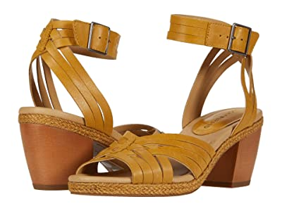 Lucky Brand Noxa (Golden/Yellow) Women