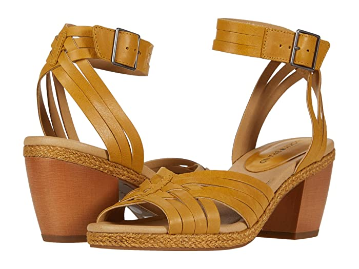 Lucky Brand  Noxa (Golden/Yellow) Womens Shoes