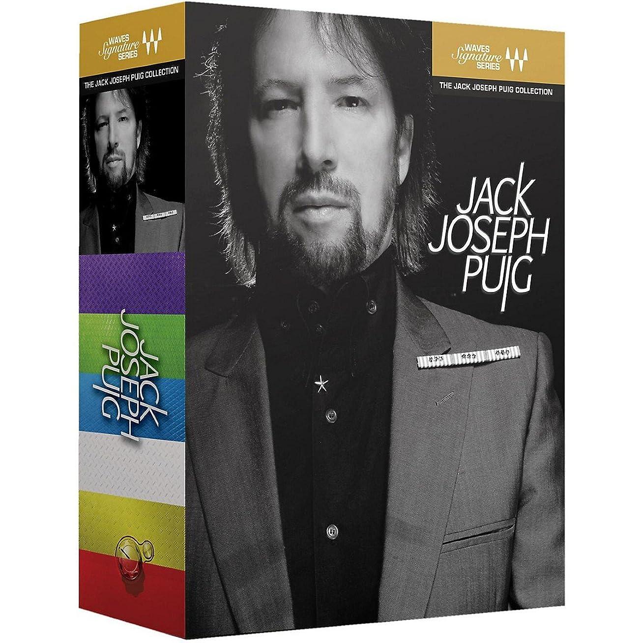 ロータリー支店金貸しWAVES Jack Joseph Puig Signature Series バンドル プラグインソフト (ウェーブス)