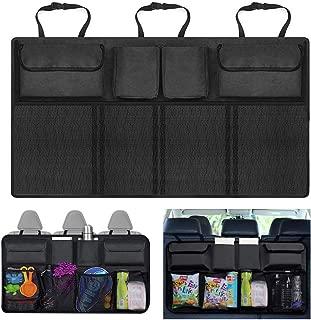 Lifemaison Kofferraumtasche Auto Organizer Sitztasche Autoaufbewahrungstasche Faltbox Faltbar