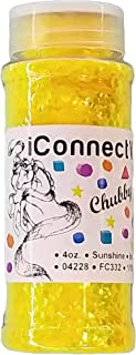 Best yellow chunky glitter Reviews