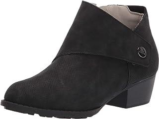 JBU by Jambu womens Ankle Bootie Fashion Boot, Black, 6.5 US