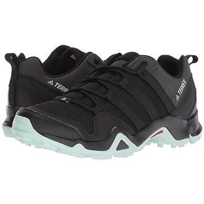 adidas Outdoor Terrex AX2R (Black/Black/Ash Green) Women