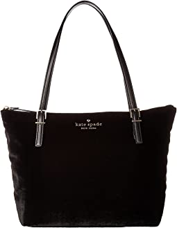 Kate Spade New York - Watson Lane Velvet Small Maya