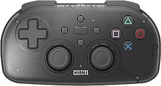 【SONYライセンス商品】ワイヤレスコントローラーライト for PlayStation (R) 4 クリアブラック【PS4対応】