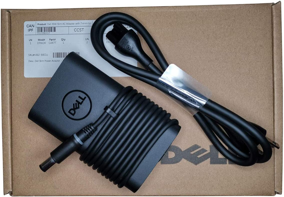 Official Laptop Charger 65W watt AC Power 3 sale Elegant Adapter Pron Include