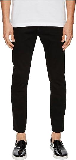 DSQUARED2 - Black Bull Skater Jeans