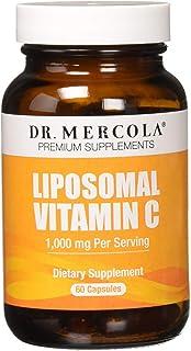 Dr. Mercola. Liposomal Vitamina C. 1.000 MG. 60 Cápsulas Cápsulas