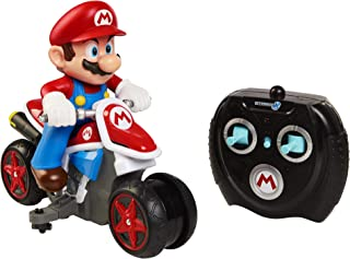 Nintendo Super Mario Kart 8 Mario Anti-Gravity RC Motorcycle 2.4Ghz