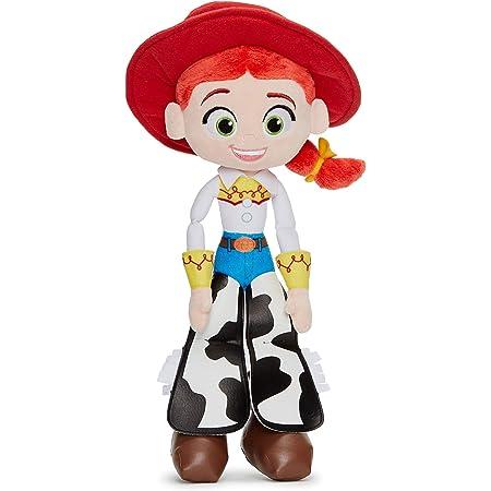 Disney Pixar - 37269 - Poupée - Toy Story 4 - Jessie - Boîte Cadeau - Rouge - 25 cm
