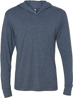 Tri-Blend Long-Sleeve Hoody (6021)