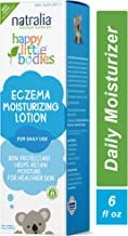 Natralia Happy Little Bodies Eczema Moisturizing Lotion, 6 Ounce Tube