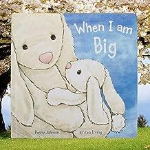 Jellycat When I Am Big Book - Board Book