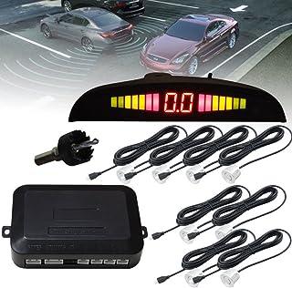 Best Thumbs Up PDC Parksensor Ultraschall Sensor Parktronic Parksensoren Einparkhilfe Parkassistent f/ür A6 C5 C6 inkl OEM 7H0919275E,7H0919275B