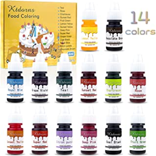 Best food colouring colours Reviews