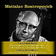Franz Joseph Haydn: Cello Concerto No. 1 In C Major, Hob Vilb. 1 / Cello Concerto No. 2 In D Major, Hob Vilb. 2 / Ludwig van Beethoven: Sonata For Cello No. 4 In C Major, Op. 102 No. 1