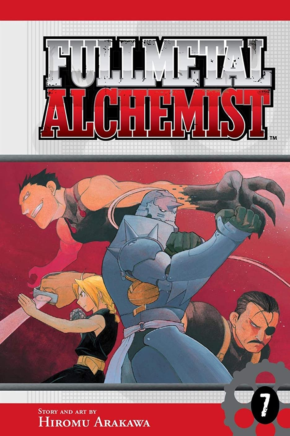 愛撫頑固な船乗りFullmetal Alchemist Vol. 7 (English Edition)
