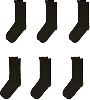 Hanes Men's CL85-6 Socks (pack of 6)