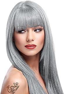 2 x La Riche Directions Semi-Permanent Hair Color 88ml Tubs - SILVER