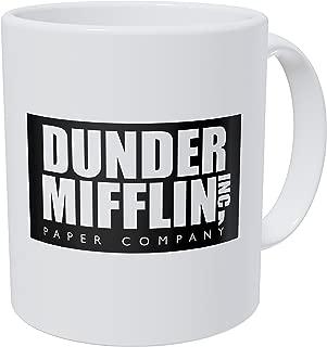 Wampumtuk Dunder Mifflin The Office 11 Ounces Funny Coffee Mug