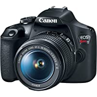 Deals on Canon EOS Rebel T7 EF-S 18–55 with EF 75-300mm 4-5.6 III Refurb