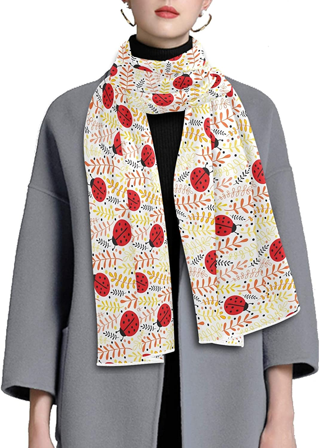 Scarf for Women and Men Cactus Shawl Wraps Blanket Scarf Thick Soft Winter Large Scarves Lightweight