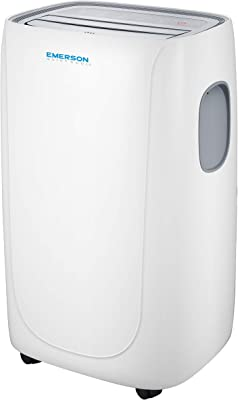Emerson Quiet Kool Portable Air conditioner - EAPC12RD1, Estimated cooling area – 400-sq.ft