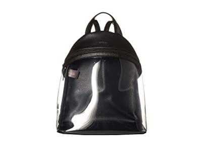 Matt & Nat Aries Art (Clear/Black) Backpack Bags
