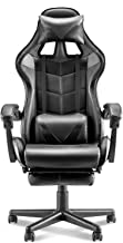 Soontrans Computer Gaming Chair Racing Stytle for Gaming PU Leather Office Chair E-Sports Chair Ergonomic Office Chair wit...