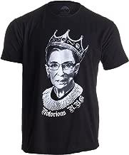 Notorious R.B.G. Funny Progressive, Liberal Ruth Bader Ginsburg Unisex T-Shirt