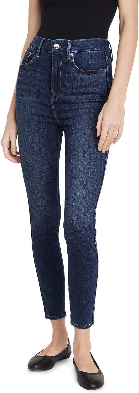 Good American Women's Max 69% OFF Jeans Washington Mall Skinny Curve