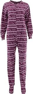 Juniors Footed One-Piece Pajamas