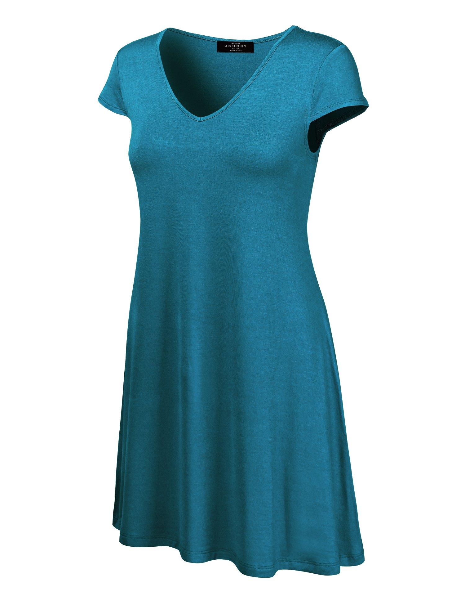 WDR1068 Womens Sleeve Shirt Dress