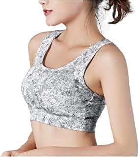 Sports Underwear Sujetador Deportivo Mujer Sport Bra Top Fitness Sports Women Haut Femme,Gray,S,China