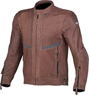 34fc6fb3 Amazon.es: chaqueta piel hombre marron - Motos, accesorios y piezas ...