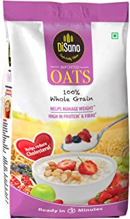 DiSano Oats, High in Protein & Fibre, 1.5 Kg