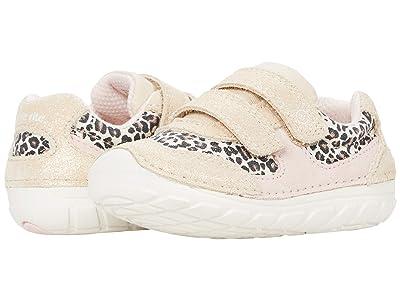 Stride Rite SM Mason (Infant/Toddler) (Tan/Leopard) Girls Shoes