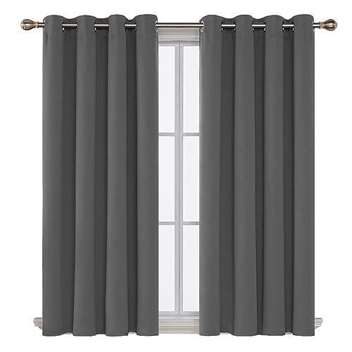 Bay Window Curtains Amazoncouk