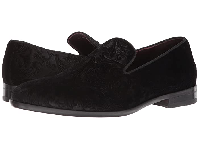 Men's 1920s Shoes History and Buying Guide Bruno Magli Picasso Black Mens Shoes $284.99 AT vintagedancer.com