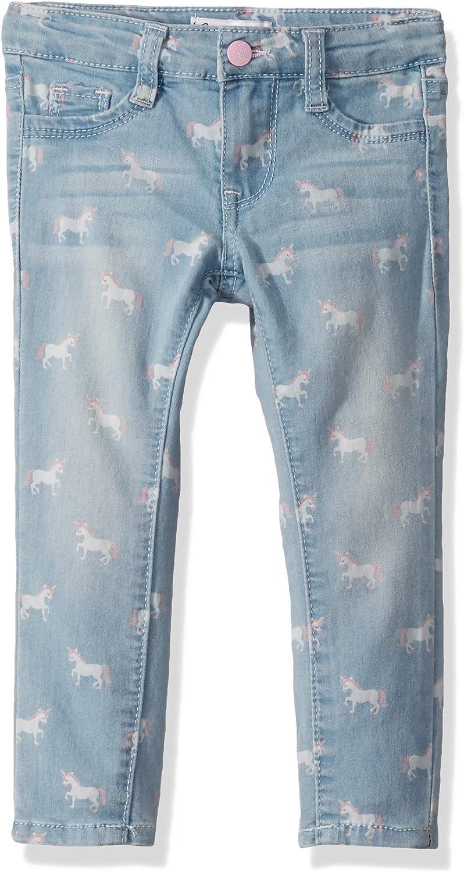 Freestyle Revolution Girls Big Stretch Super Soft Denim Jeans